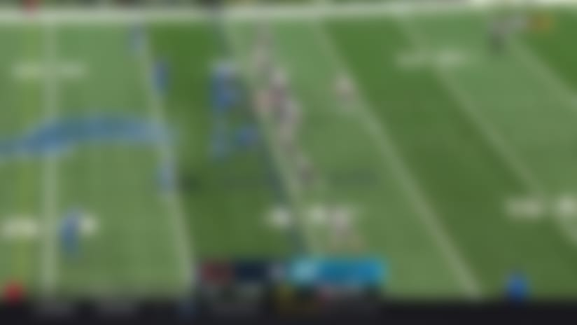 Trubisky's best connections with Anthony Miller vs. Lions