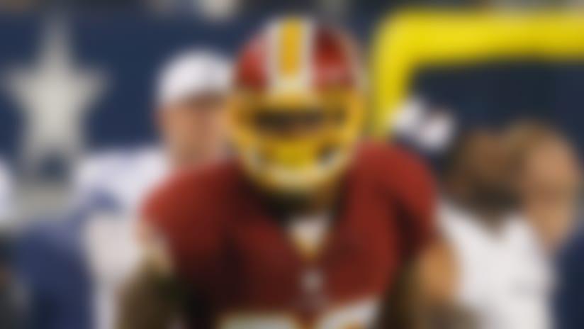 Redskins cut David Amerson, former second-rounder