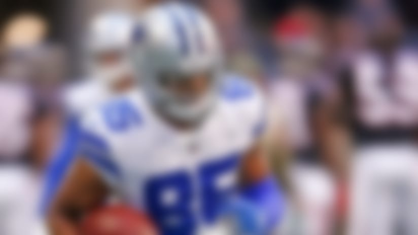 Cowboys get catch from WR who hasn't caught pass yet in '18