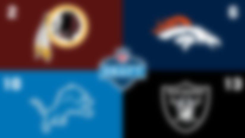 2020 NFL Draft order: Broncos inch toward top 5; Lions in top 10