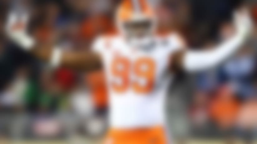 Oakland Raiders select Clelin Ferrell at No. 4 overall