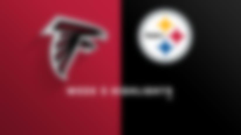 Falcons vs. Steelers highlights | Week 5