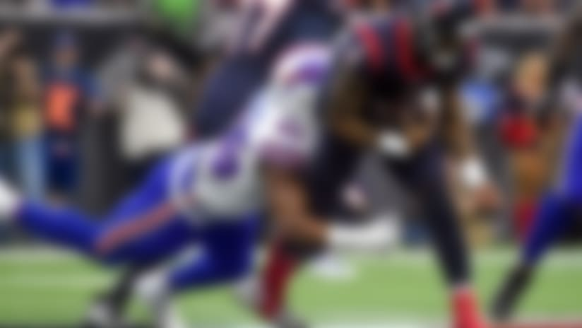 Jerry Hughes chases down Deshaun Watson for sack