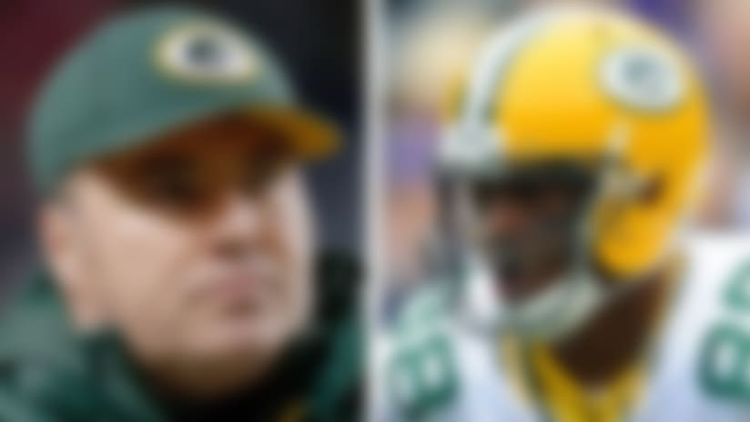 Mike McCarthy on Finley: 'In my mind, he's a Packer'