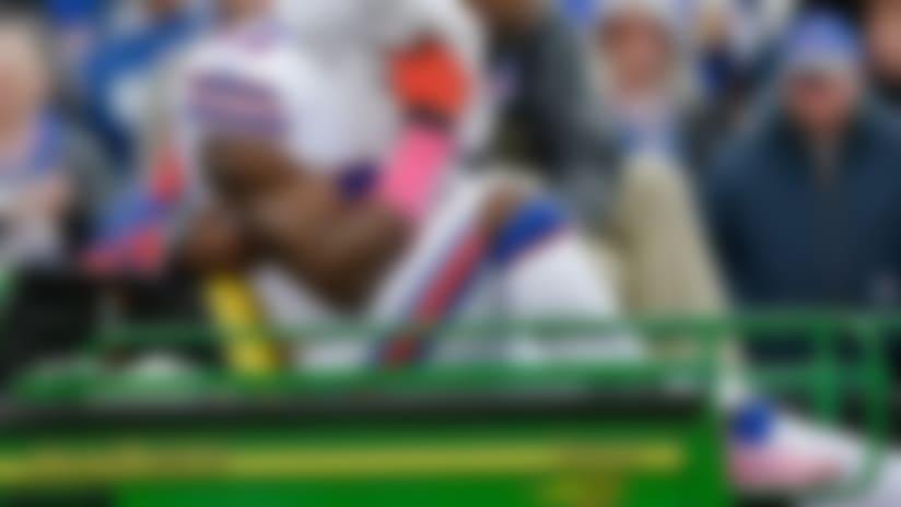 Injury roundup: C.J. Spiller (collarbone) out for season