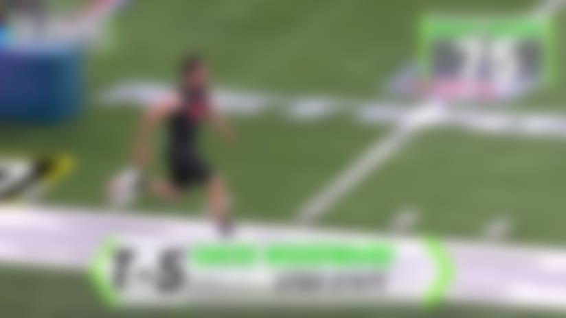 Next Gen Stats: Ranking 2020 linebacker prospects by draft metrics
