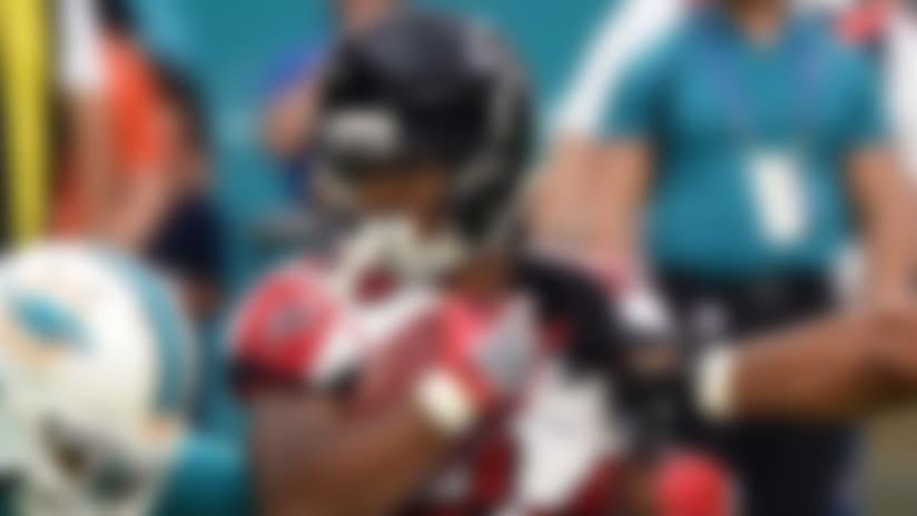 Falcons RB Devonta Freeman in concussion protocol