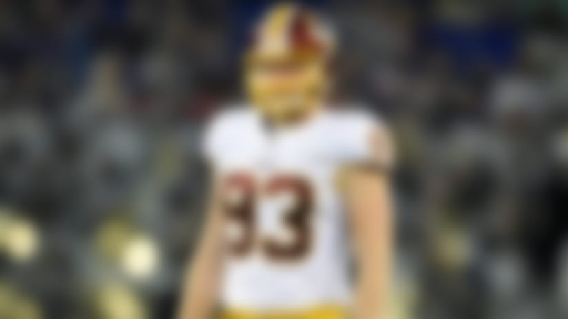 Roundup: Redskins' Trent Murphy banned four games