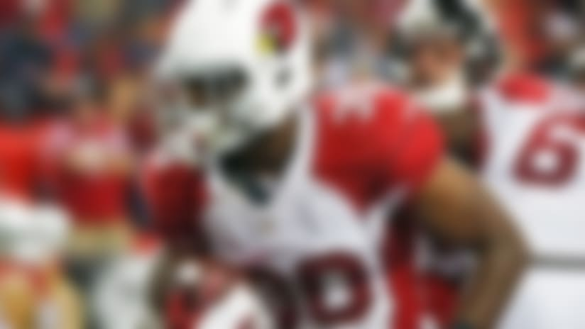 Cardinals tap Stepfan Taylor as starting RB on Sunday