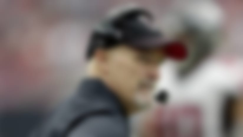 Falcons owner weighs in on coach Dan Quinn's future