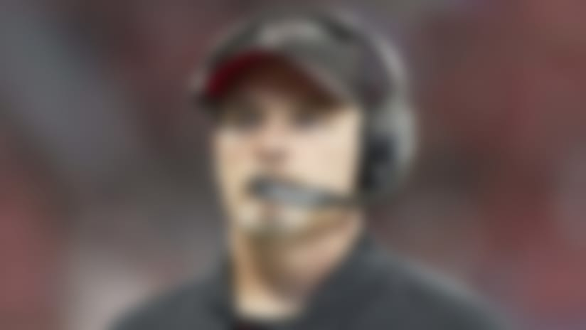 Falcons not looking to make quick move on coach Dan Quinn