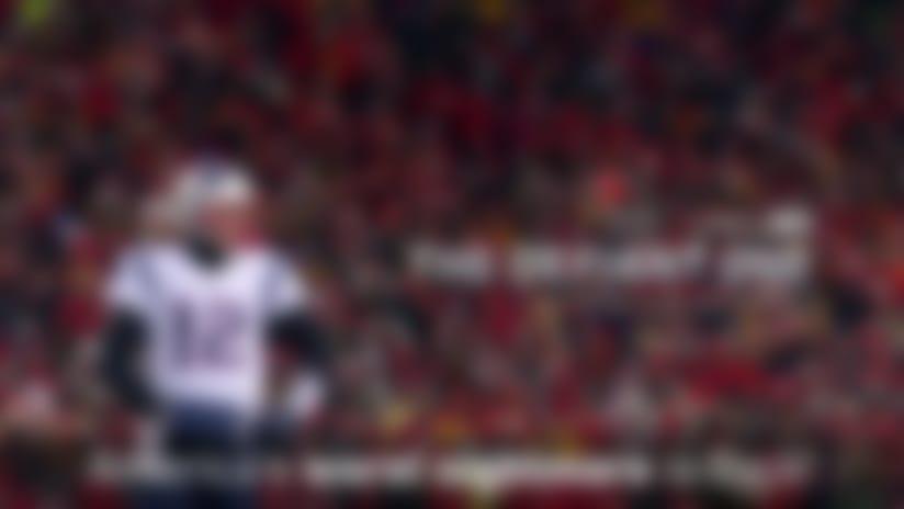 NFL 360: New England Patriots quarterback Tom Brady tells NFL Network's Willie McGinest why he still feels like an 'underdog' in