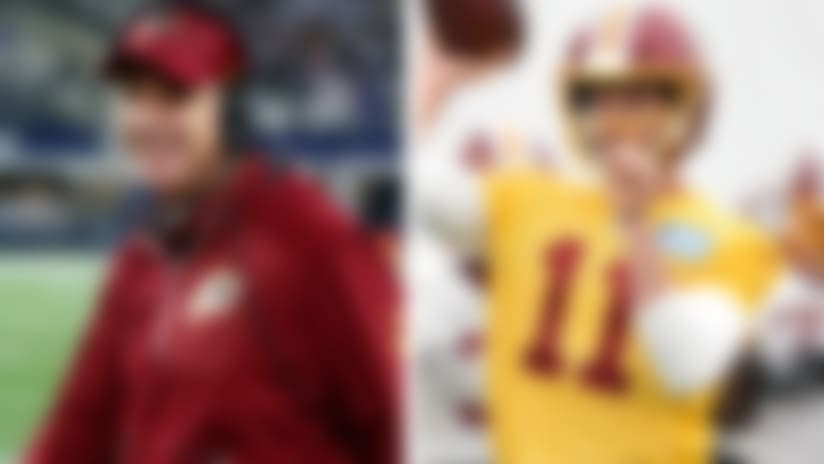 Making the Leap: Redskins' offense to rise with Alex Smith