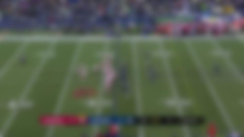 Brett Hundley lobs sideline DIME to Maxx Williams for 28 yards