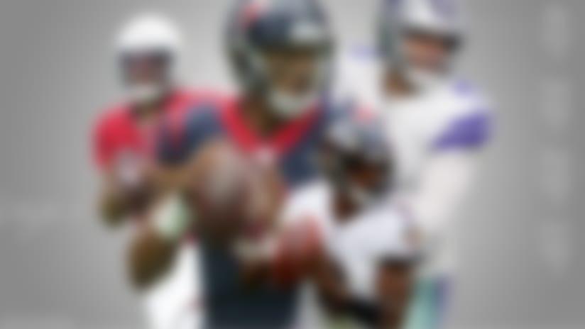 Mahomes aside, which QB do you want until '32?