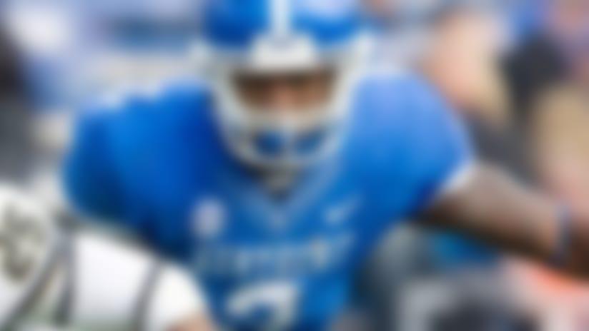 Kentucky DE Bud Dupree to get look at LB this fall