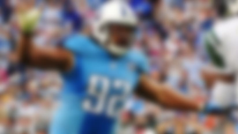 Ropati Pitoitua, Tennessee Titans agree to 3-year deal
