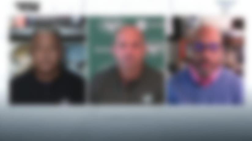 'Huddle & Flow': Robert Saleh on the diversity in NFL coaching