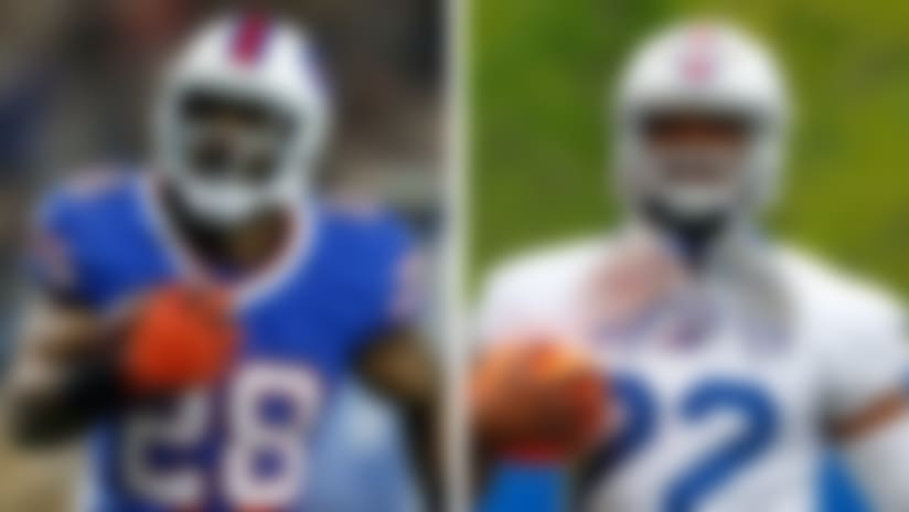 Spiller, Watkins lead Bills' fantasy depth chart