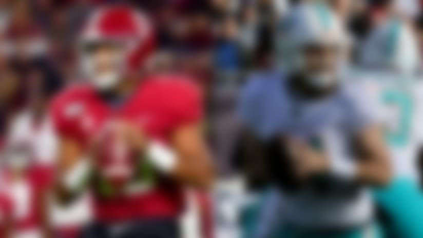 'GMFB': What Tua can learn from Ryan Fitzpatrick