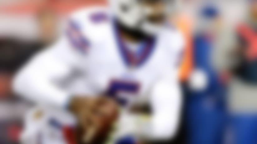 Injuries: Rex Ryan thinks Tyrod Taylor will play