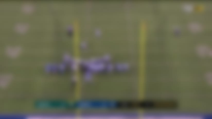 Jake Elliot hits 31-yard FG