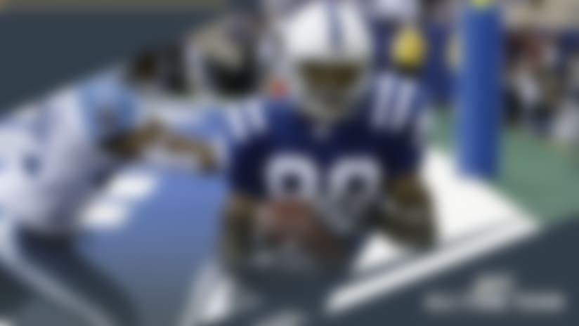 NFL All-Time Team: Marvin Harrison