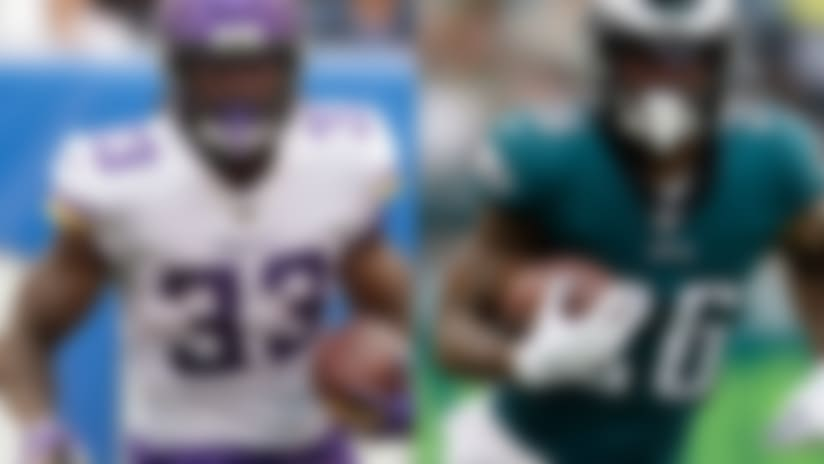 Vikings, Eagles RBs among five storylines to watch in Week 6