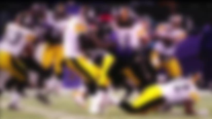 Full NFL Game: Ravens vs. Steelers - Week 9, 2011