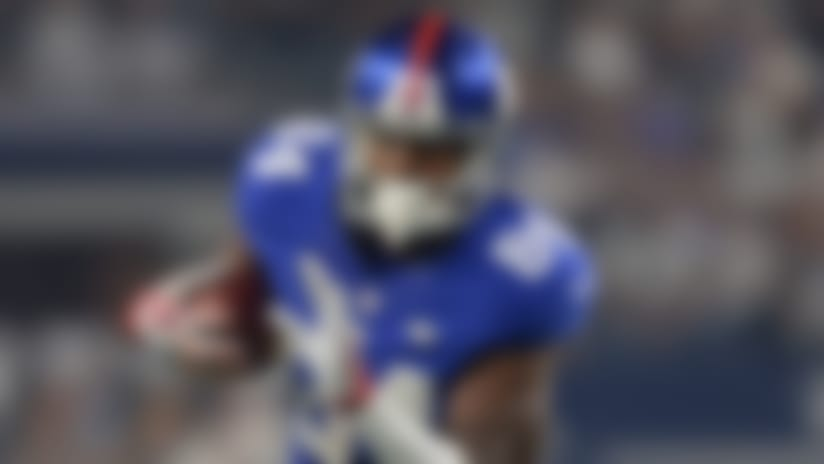 Cleared to play, TE Larry Donnell re-signs with Giants