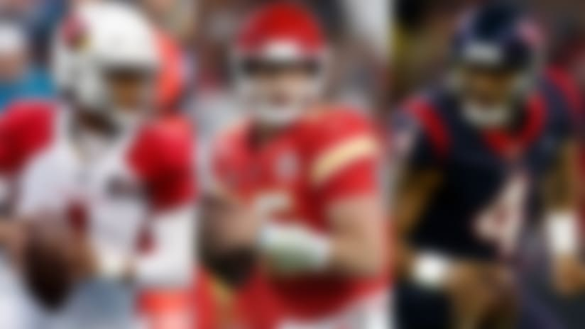 Mahomes' deal: Which other QB would you want for next 12 years?
