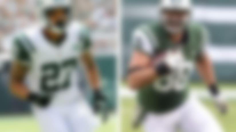 Jets waive Jace Amaro, waive-injured Dee Milliner