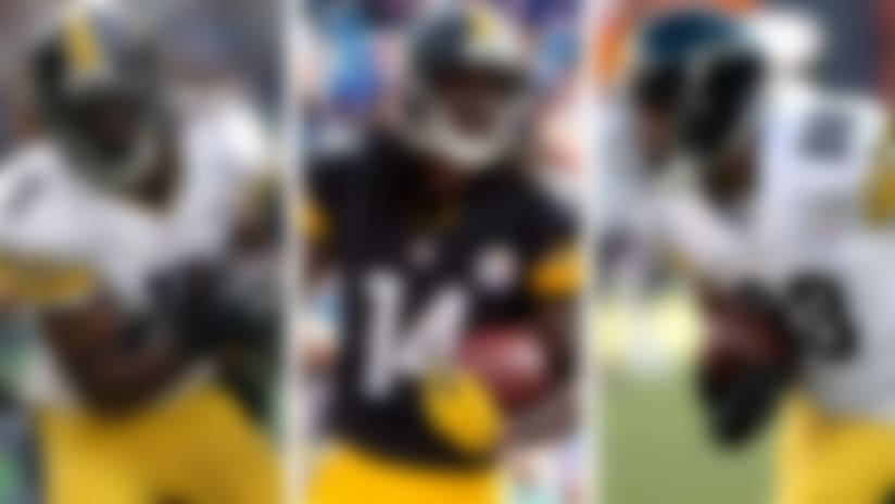 Tomlin: 'Everybody's got a chance' to win No. 2 WR role