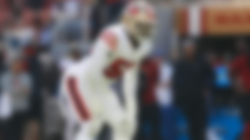 Reuben Foster: 'Kind of nerve-racking' returning to field after missing nearly two years