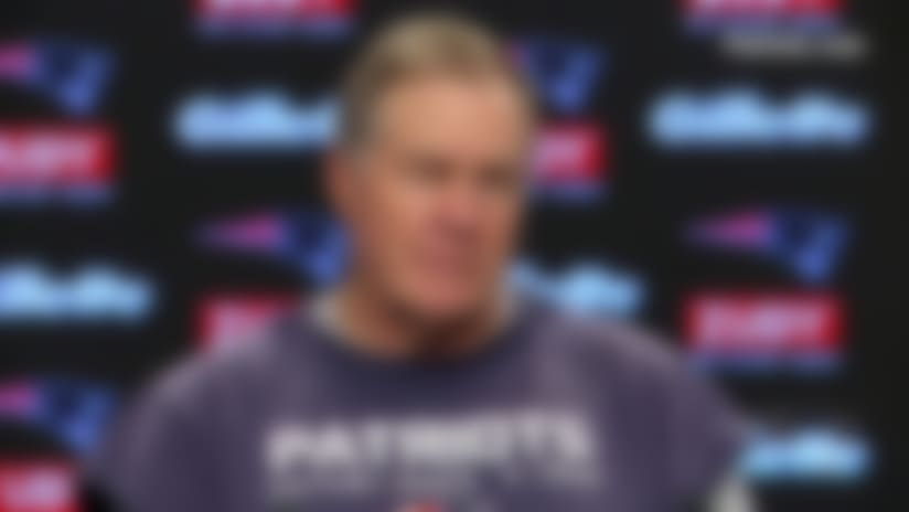 New England Patriots head coach Bill Belichick on New England Patriots guard Shaq Mason: He's done a good job for us from the ti