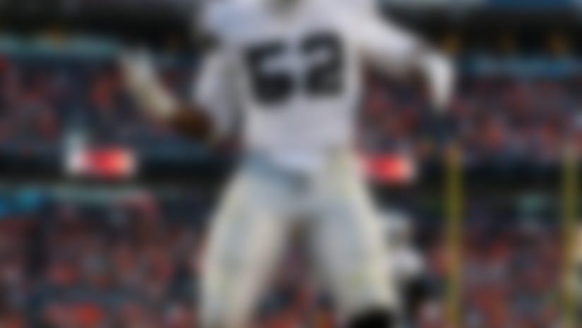 Khalil Mack unstoppable as Raiders upset host Broncos