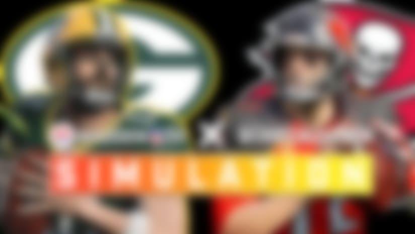 Packers vs. Buccaneers 'Madden 20' simulation   Week 6 preview