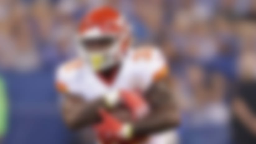 Injuries: Spencer Ware (concussion) not practicing