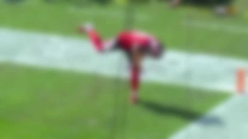 Bucs' rub routes open up Cameron Brate for fourth-down TD