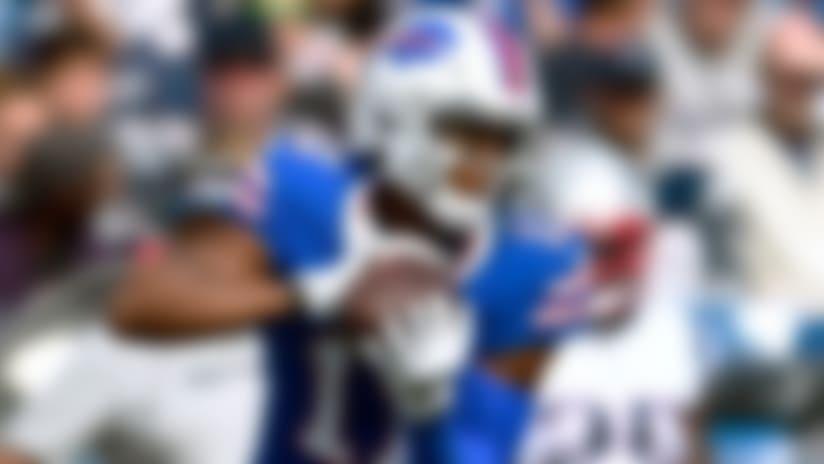 Bills deal WR Zay Jones to Raiders for 2021 pick