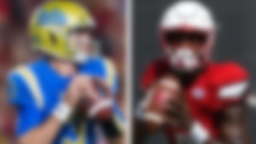 2018 NFL Draft QBs: Darnold No. 1, Lamar Jackson underrated