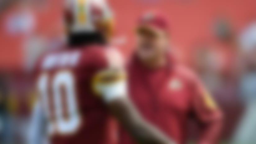 Robert Griffin III, Jay Gruden spawn grave concerns for Redskins