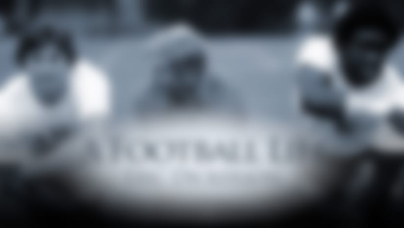 'A Football Life': Dickerson, James create SMU's 'Pony Express'