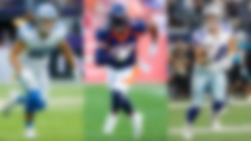 Who are the Top 10 tight ends right now?