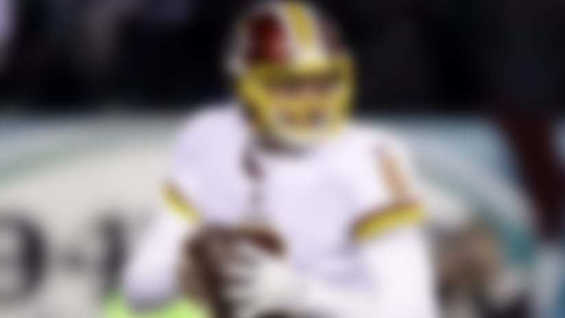 Can quarterback Mark Sanchez keep the Washington Redskins in the NFC playoff race?