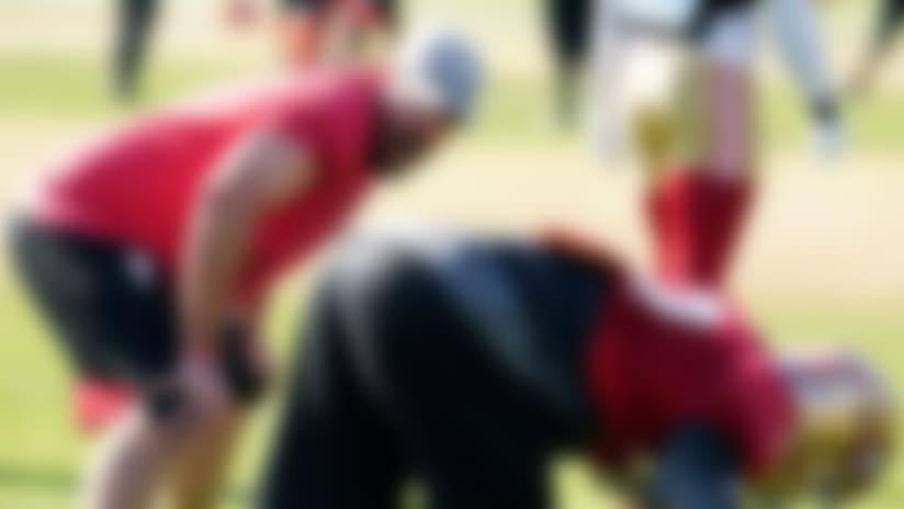 'D-line junkie' Kris Kocurek the force behind 49ers' relentless unit