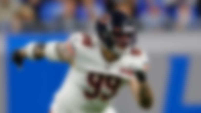 Jacksonville Jaguars sign veteran DE Aaron Lynch