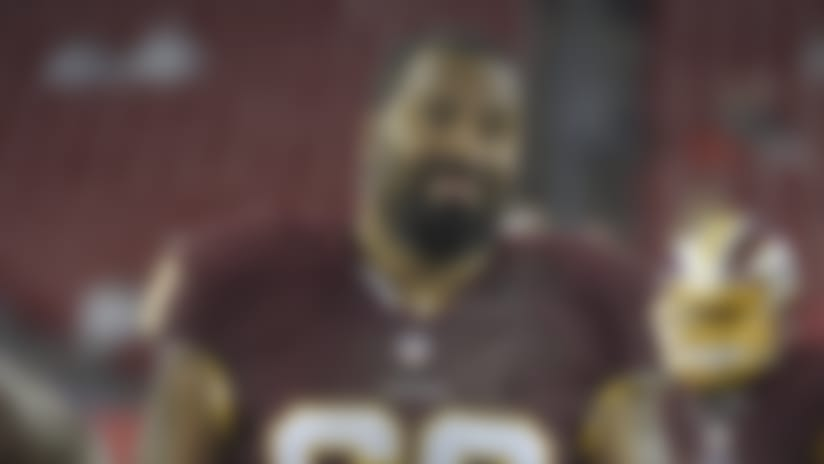 Washington Redskins release veteran Cullen Jenkins
