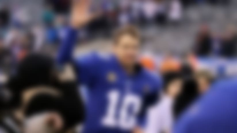 Unshakable, understated: Assessing Eli Manning's Giants legacy