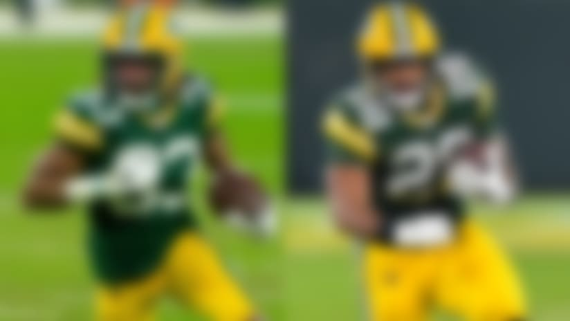 Most impactful RB duos in '21
